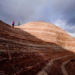 Oso Ridge Winter Hike