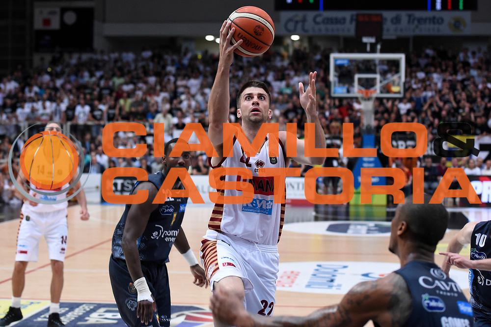 Jeff Viggiano<br /> Dolomiti Energia Aquila Basket Trento - Umana Reyer Venezia<br /> Lega Basket Serie A 2016/2017<br /> Playoff, finale gara 3<br /> Trento, 14/06/2017<br /> Foto M.Ceretti / Ciamillo-Castoria