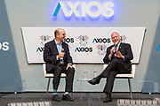 Axios - Future of Global Cities: A Summit of International Mayors in the Armstrong Ballroom at the Sheraton New Orleans Hotel on April 20, 2018; photo ©2018, George H. Long
