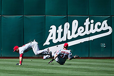 20130728 - Los Angeles Angels at Oakland Athletics