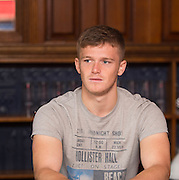 Dundee new boy Rhys Healey<br />