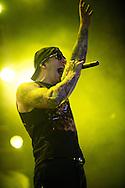 Avenged Sevenfold.Photo © Chino Lemus.