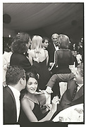 JAY JOPING, ANNABEL NEILSON; MALCOLM MCLAREN, Vanity Fair Serpentine Gala dinner. June 1995