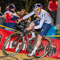 2019-12-29: Cycling: Superprestige: Diegem: Tom Pidcock was the best U23 rider