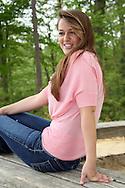 Emily Howard's Senior Pics, 23 Apr 2011, Mariners Museum Trail, Newport News VA