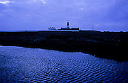 Tory island lighthouse is one of the most important along Irish Atlantic coast. Tory sound, a narrow strait between the island and Donegal coast, is one of the most dangerous seas around all Ireland. After 1981.1982 heawy storms that isolated the island for many weeks the Irish governement offered houses to the mainland but only half of the population accepted. Now Tory is still a center of Gaelic culture.