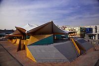 shanghai world expo 2010 - norway pavilion
