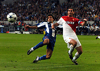 Fotball, 26. mai 2004, Champions League Finale, <br />