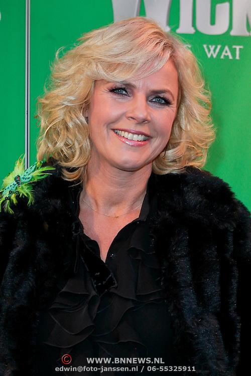 NLD/Scheveningen/20111106 - Premiere musical Wicked, Irene Moors