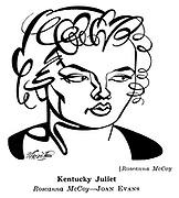 Roseanna McCoy ; Joan Evans