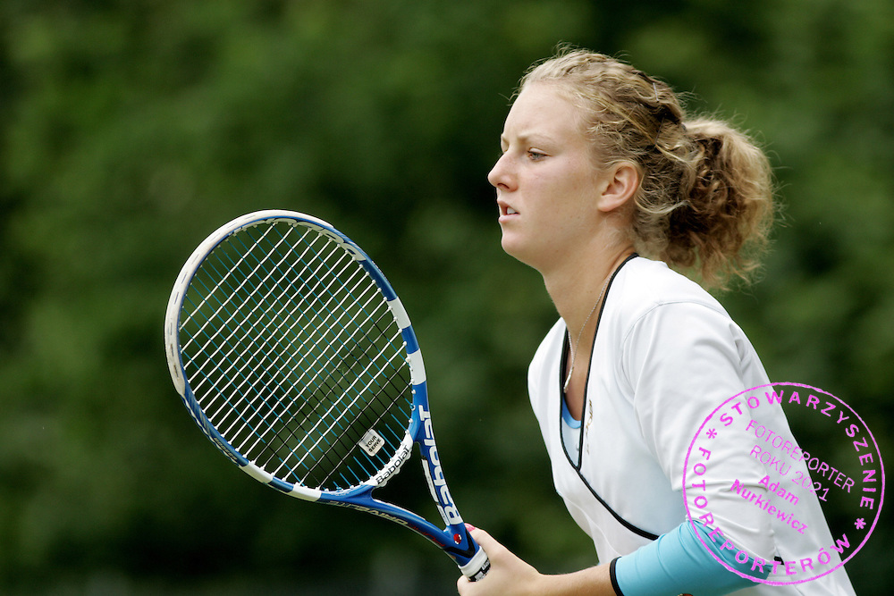 AEGON Classic 11/06/09 Urszula Radwanska (POL) during her second round win. Photo Patrick McCann/Fotosports International