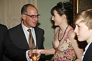 Lloyd Grossman and Georgia Coleridge, Book launch of 'A Much Married Man' by Nicholas Coleridge. English Speaking Union. London. 4 May 2006. ONE TIME USE ONLY - DO NOT ARCHIVE  © Copyright Photograph by Dafydd Jones 66 Stockwell Park Rd. London SW9 0DA Tel 020 7733 0108 www.dafjones.com