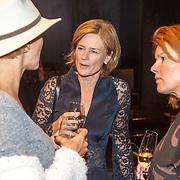 NLD/Amsterdam/20150919 - Modeshow Mart Visser - The Confidence, Anouk Smulders in gesprek