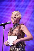 Music Industry Trusts' Award Dinner 2007- Kylie Minogue<br /> 29, 10, 2007, <br /> Grosvenor Hotel, London, England,<br /> Photo: John Marshall, JM Enternational
