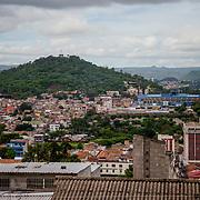 General views of the city of Tegucigalpa, Honduras. Tuesday, June 13, 2017.