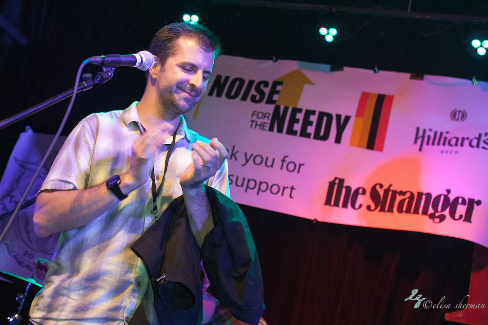 """Noise for the Needy at the Tractor Tavern 9-13-2014 