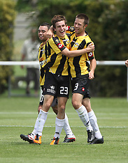 Napier-Football, ASB Premiership, Hawke's Bay v Wellington