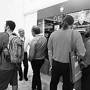 Pinnacle Exhibits, Tivo booth, Dallas, TX Oct 15th 2015