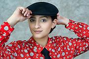 Frida Kahlo style<br /> Hair &amp; Makeup by Robin Sullivan