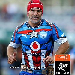 Schalk Brits of the Vodacom Bulls during the Super rugby match between The Cell C Sharks and the Vodacom Bulls at Jonsson Kings Park Stadium in Durban, South Africa 30 March 2019 (Mandatory Byline Steve Haag)
