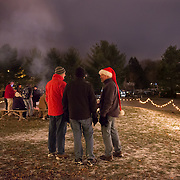 Taken at Strawberry Banke's Candle Light Stroll event in Portsmouth, NH. December 2012
