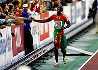 Friidrett , 10. juli 2006 , Gøteborg , EM , Europamesterskapet ,<br /> Athletics , European  Championship <br /> Francis Obikwelu , Portugal  winner 200 m