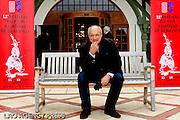 le président du jury compétition- Eric-Emmanuel Schimtt
