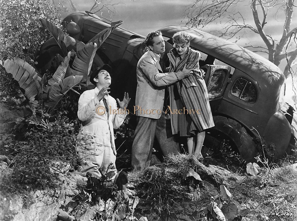 NOW, VOYAGER, Warner Bros., 1942. Producer: Hal. B. Wallis. Director: Irving Rapper. Starring Bette Davis (1908-1989) and Paul Henreid.