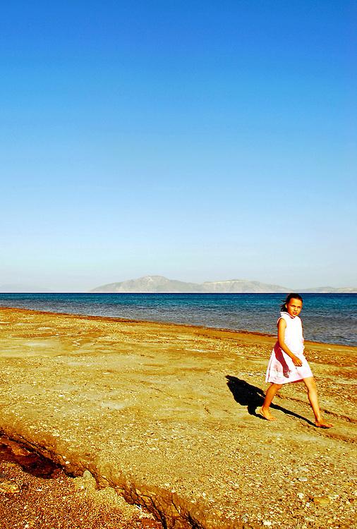 Ikaria island, North Aegean sea, Greece.