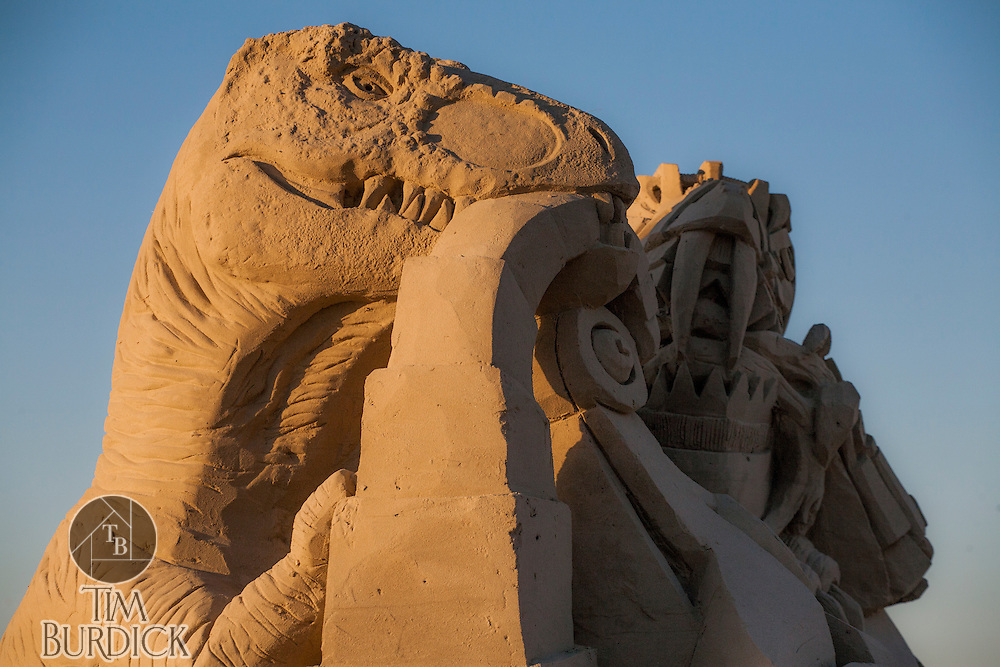 Sand Fest 2012 photography by Tim Burdick