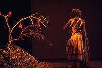 An exploration of fusion of traditional African solo dance and non-structured environmental dance, She Who Walks - The Bridge is a collaborative project including live music and film performed first outdoors on location and then at the 2014 ADAD Trailblazers Showcase