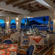 Pueblo Bonito Los Cabos. Restaurant Las Palomas. Photo by: Victor Elias Photography