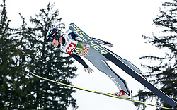 03.01.2015, Bergisel Schanze, Innsbruck, AUT, FIS Ski Sprung Weltcup, 63. Vierschanzentournee, Training, im Bild Jan Matura (CZE) // Jan Matura of Czech Republic in action during Trial Jump of 63 rd Four Hills Tournament of FIS Ski Jumping World Cup at the Bergisel Schanze, Innsbruck, Austria on 2015/01/03. EXPA Pictures © 2015, PhotoCredit: EXPA/ Peter Rinderer