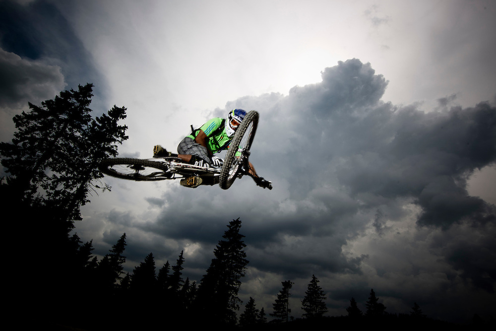 IXS Dirt Masters at Winterberg (Germany).Rider : Richie Schley (CAN)