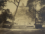 Rankoth Wehera (Dagoba) at Polonnaruwa.<br />