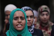 Ten Muslim students from the University of California, Irvine, were found guilty of disrupting a February 2010 speech at the university's campus by Michael Oren, Israeli ambassador to the United States. Orange County Superior Court Judge Peter Wilson sentenced each student to three years of probation, 56 hours of community service, and ordered each to pay $270 in fines.