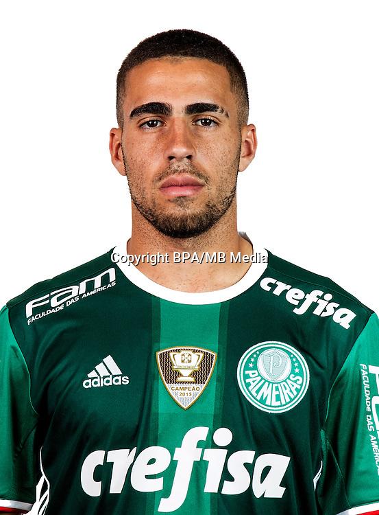 Brazilian Football League Serie A / <br /> ( Sociedade Esportiva Palmeiras ) - <br /> Gabriel Girotto Franco &quot; Gabriel Girotto &quot;