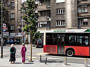 Serbia, Belgrade.