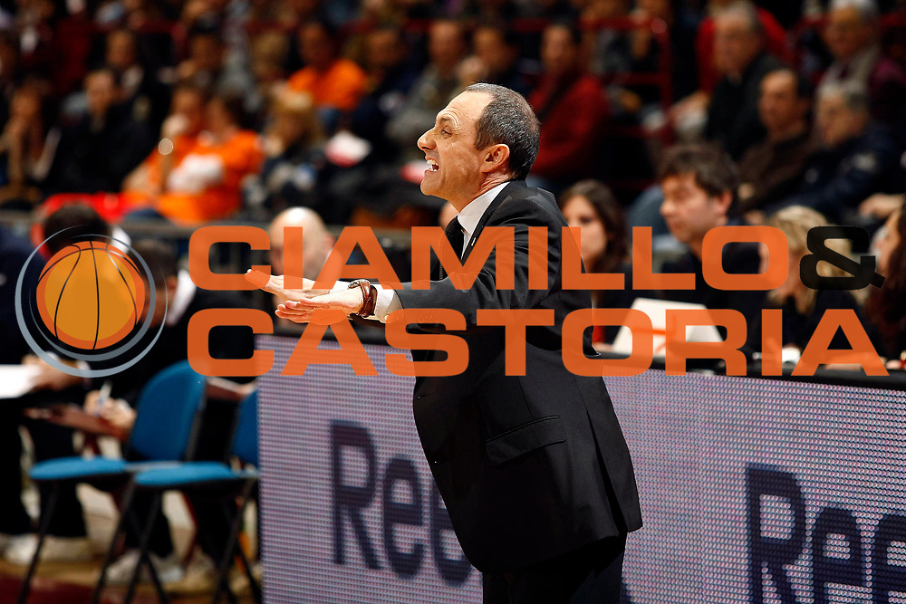 DESCRIZIONE : Milano Eurolega 2009-10 Armani Jeans Milano Real Madrid<br /> GIOCATORE : Ettore Messina<br /> SQUADRA : Real Madrid<br /> EVENTO : Eurolega 2009-2010<br /> GARA : Armani Jeans Milano Real Madrid<br /> DATA : 13/01/2010 <br /> CATEGORIA : Ritratto<br /> SPORT : Pallacanestro <br /> AUTORE : Agenzia Ciamillo-Castoria/G.Cottini<br /> Galleria : Eurolega 2009-2010 <br /> Fotonotizia : Milano Eurolega 2009-10 Armani Jeans Milano Real Madrid<br /> Predefinita :