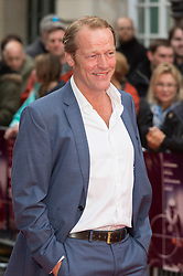 © Licensed to London News Pictures. 11/04/2016. Iain Glen arrives for the European film premiere of Eye In The Sky. London, UK. Photo credit: LNP