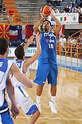 Campionato Europeo Maschile Under 20 Italia-Israele<br /> Pietro Aradori