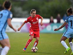 Jodie Brett of Bristol City Women - Mandatory by-line: Paul Knight/JMP - 09/05/2017 - FOOTBALL - Stoke Gifford Stadium - Bristol, England - Bristol City Women v Manchester City Women - FA Women's Super League Spring Series