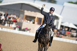 Watson Daniel, GBR, Amadeus<br /> Grand Prix Freestyle  <br /> Royal Windsor Horse Show<br /> © Hippo Foto - Jon Stroud