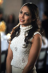 Jan 26, 2001; Hollywood, CA, USA; JENNIFER LOPEZ as Mary Fiore in the romantic comedy ''The Wedding Planner'' directed by Adam Shankman.  (Credit Image: © Courtesy of Columbia Pictures/Entertainment Pictures/ZUMAPRESS.com)