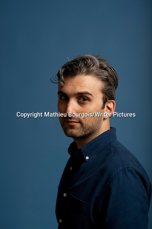 Stuart Nalder at Festival America, Vincennes, France<br /> 13th September 2014<br /> <br /> Picture by Mathieu Bourgois/Writer Pictures<br /> <br /> NO FRANCE