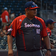 Ace 2017 Year In Review- Socorro vs El Dorado, Chihuahuas High School Baseball Series at Southwest University Park El Paso TX April 13, 2017