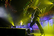 Megadeth performs at Nassau Coliseum, NY on the American Carnage Tour. October 8, 2010. Copyright © 2010 Matt Eisman. All Rights Reserved.