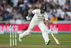England v India - Specsavers Third Test - Day Two - 19 August 2018