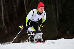 FEDOROVA Nadezhda, RUS at the 2014 IPC Nordic Skiing World Cup Finals - Long Distance