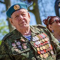 2016/05/09 Berlin | Politik | Tag des Sieges am Sowjetischen Ehrenmal in Treptow